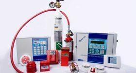 מערכות כיבוי אש – תכנון, אספקה והתקנה