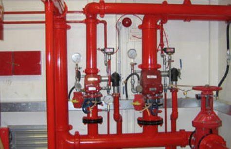 מערכות בטיחות אש