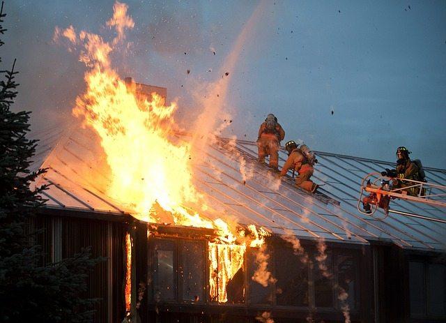 תקנות כיבוי אש